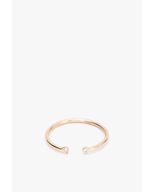 Ariel Gordon | Metallic Dual Birthstone Ring | Lyst