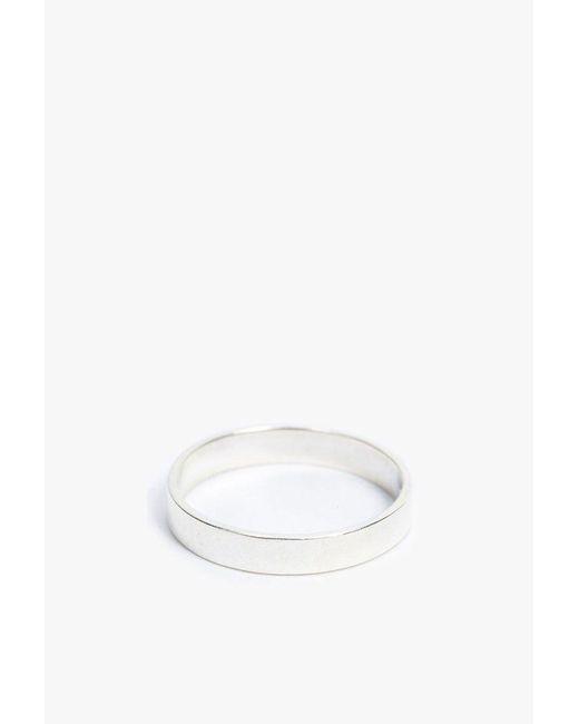 Catbird   Metallic Tomboy First Knuckle Ring   Lyst