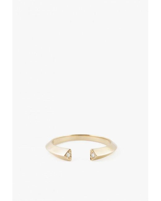 Selin Kent | Metallic Greta Ring | Lyst