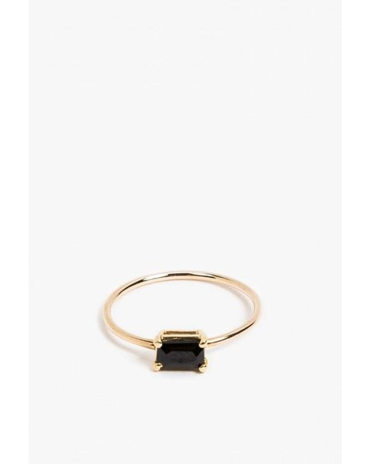 Jennie Kwon | Metallic E.w.o Ring | Lyst