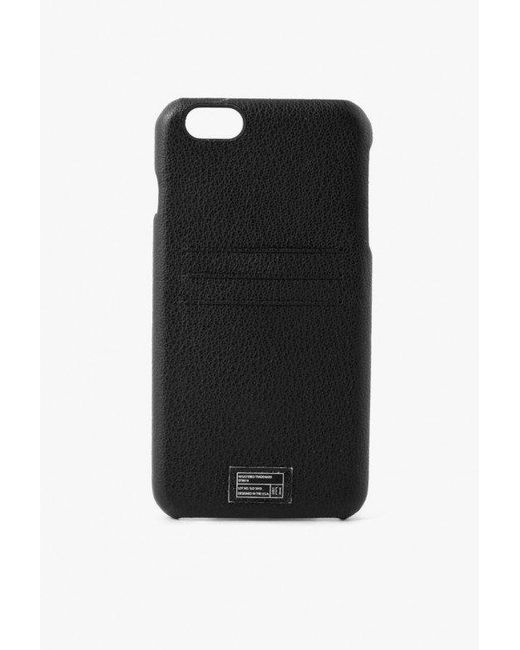 Hex | Black Solo Wallet Iphone 6+ Case | Lyst