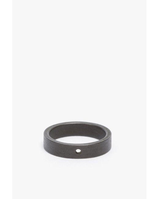 Marmol Radziner - Metallic Lightweight Solid Thin Ring - Size 5.5 - Lyst
