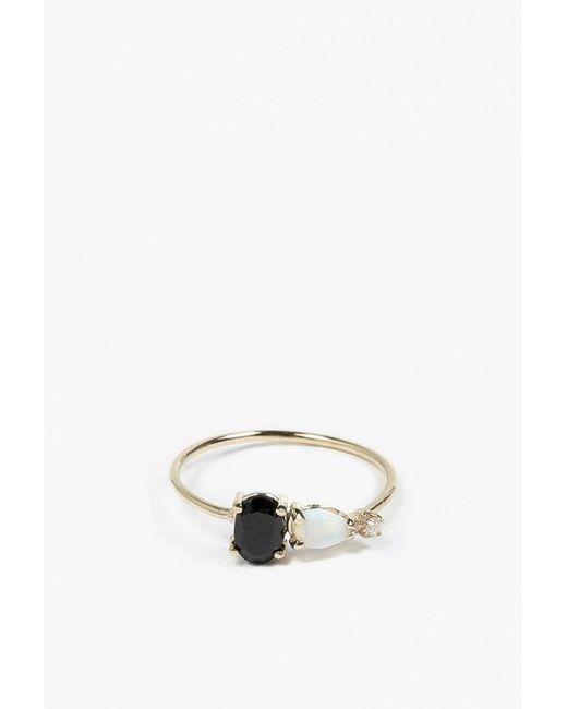 Loren Stewart | Metallic Onyx Opal Ring | Lyst
