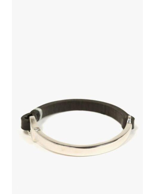 Miansai | Metallic Mav Bracelet for Men | Lyst