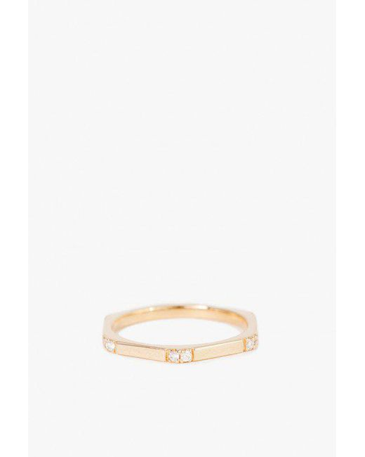 Selin Kent | Multicolor Hex Band Ii Ring | Lyst