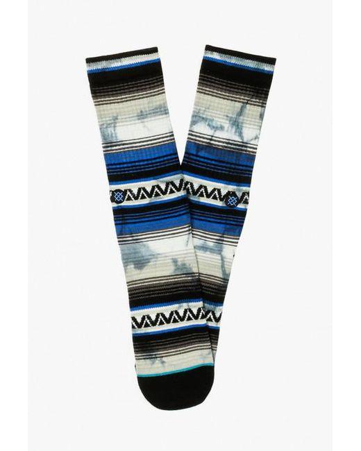 Stance - Blue Mexi Sock for Men - Lyst