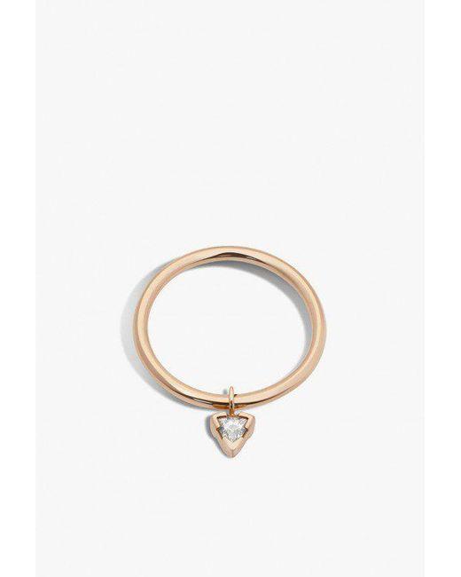Shahla Karimi - Metallic Birthstone Ring No. 5 - Lyst