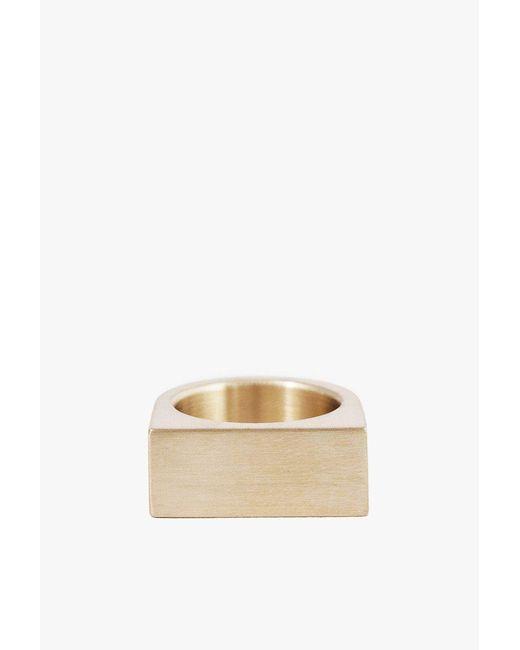 Marmol Radziner - Multicolor Short Slab Ring - Lyst