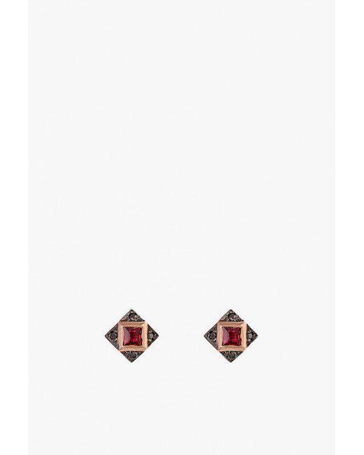 Selin Kent - Multicolor Sabina Stud Earrings - Lyst
