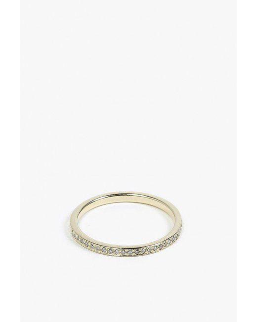 Still House - Metallic Eile Ring - Lyst