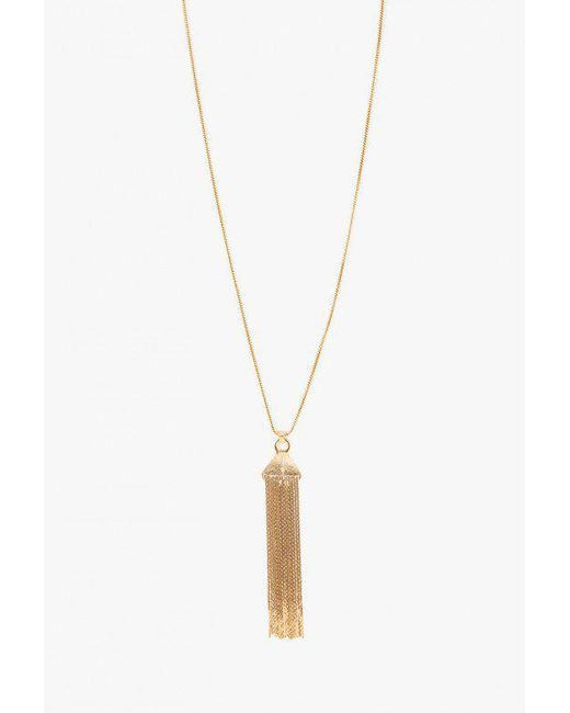 Nicole Romano | Metallic Brenton Necklace | Lyst