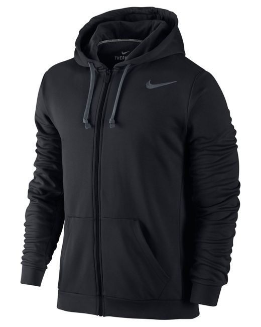 Nike | Black Dry Men's Training Hoodie for Men | Lyst