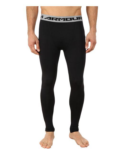 Under Armour | Black Armour® Heatgear® Compression Legging for Men | Lyst