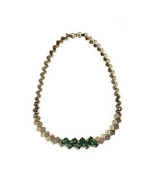 Nicole Romano | Metallic Caeli Necklace | Lyst