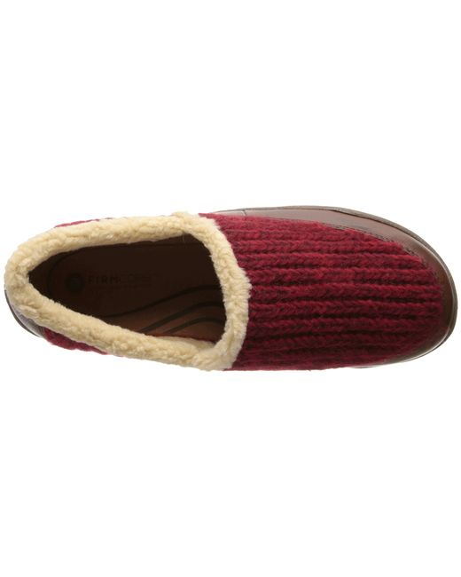 Acorn | Red Wearabout Moc With Firmcore™ | Lyst