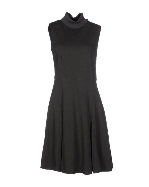 Ajay | Green Short Dress | Lyst