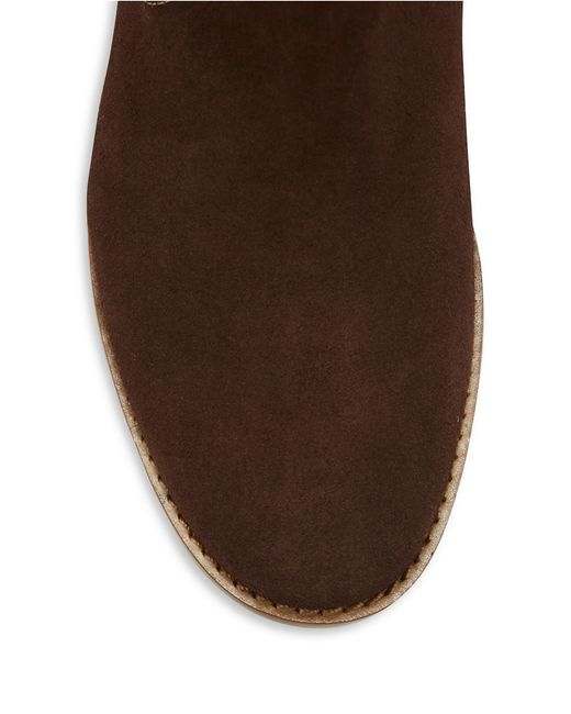 Jack Rogers | Brown Kaitlin Suede Boots | Lyst