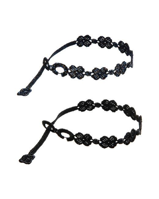 Cruciani | Black Bracelet | Lyst