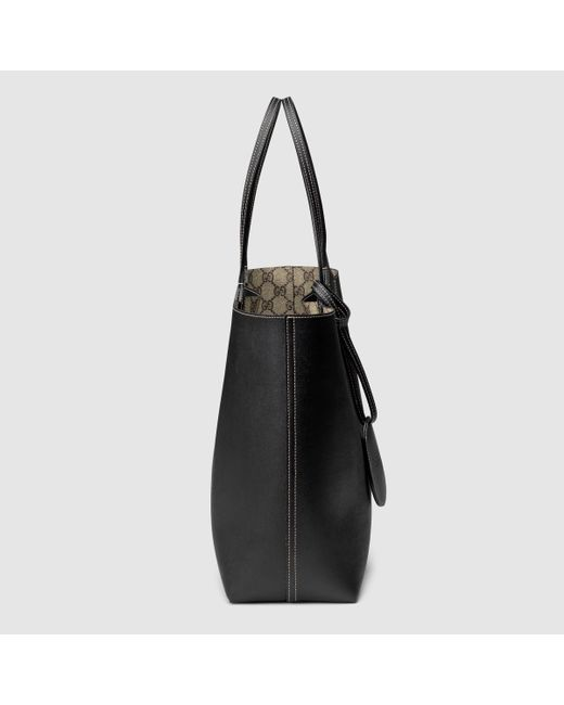 917057c882d4 Gucci Black Reversible Tote   Stanford Center for Opportunity Policy ...
