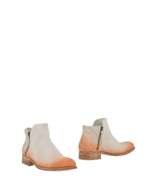 NDC | White Ankle Boots for Men | Lyst