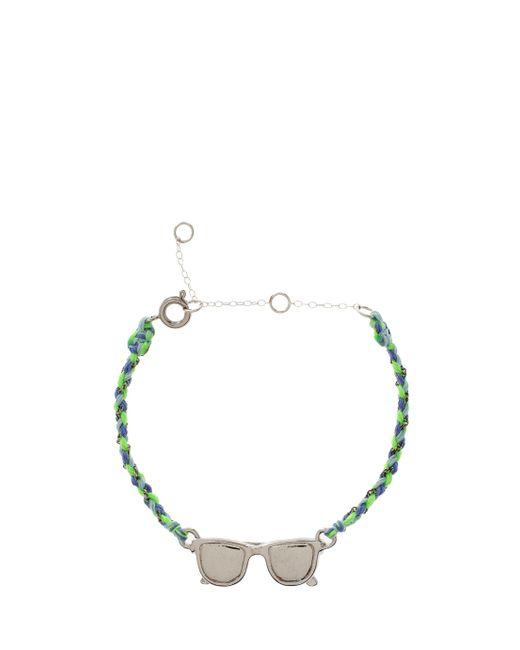 Venessa Arizaga | Green Shady Lady Bracelet | Lyst