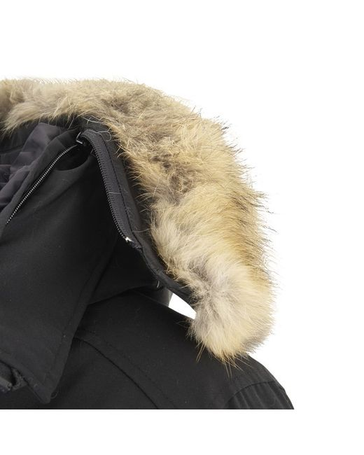 Canada Goose' chateau parka black men's jackets