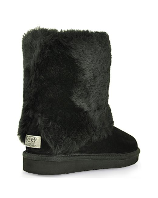 ugg patten shearling cuff boot