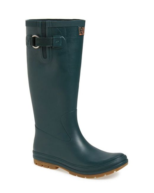 Helly Hansen | Green 'veierland' Rain Boot | Lyst