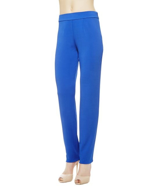 La Perla | Blue Trousers | Lyst