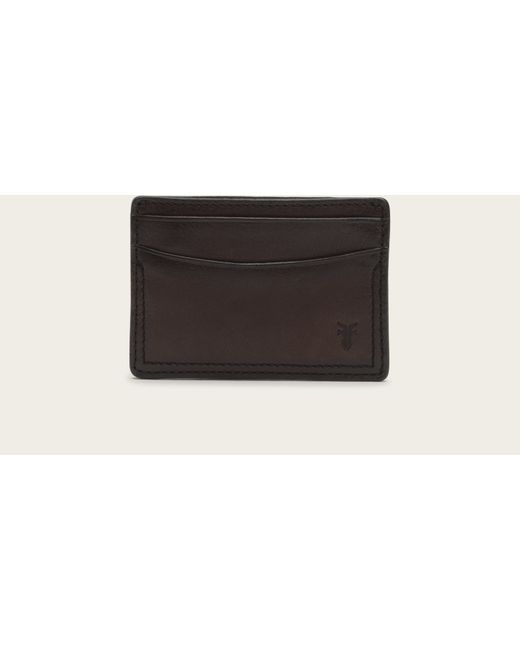 Frye | Brown James Card for Men | Lyst
