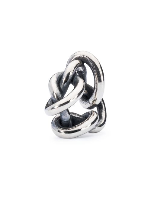 Trollbeads | Metallic Live Love And Forgive Bead | Lyst