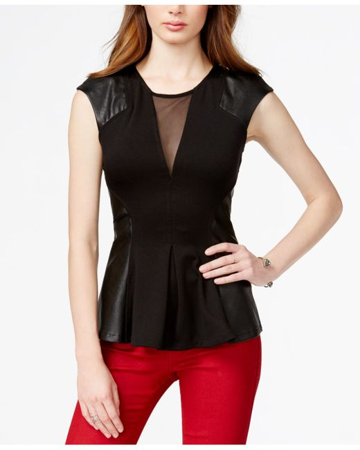 Find faux peplum top at ShopStyle. Shop the latest collection of faux peplum top from the most popular stores - all in one place.