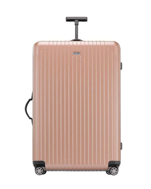 rimowa salsa air pearl rose 32 multiwheel in pink pearl rose lyst. Black Bedroom Furniture Sets. Home Design Ideas