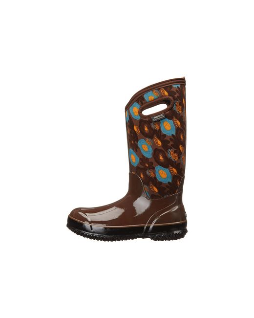 Bogs | Brown Classic Watercolor Tall | Lyst