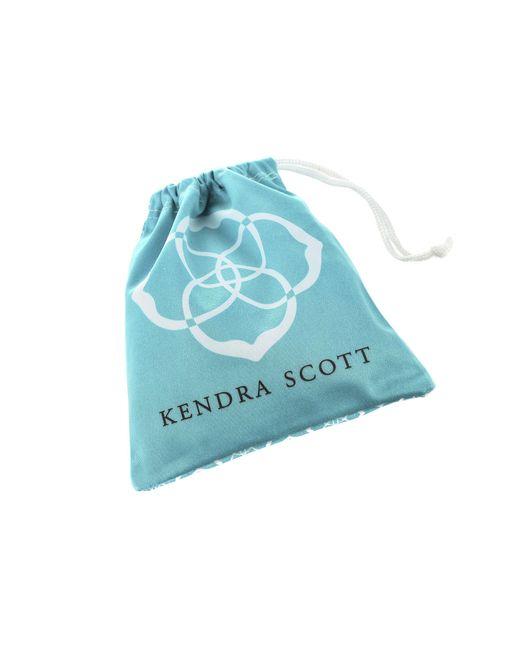 Kendra Scott | Metallic Corley Earring | Lyst