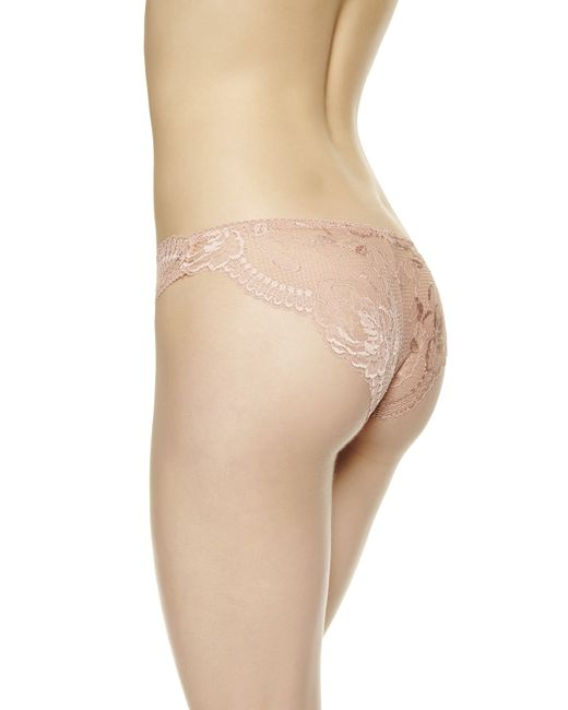 La Perla | Pink Brazilian Brief | Lyst