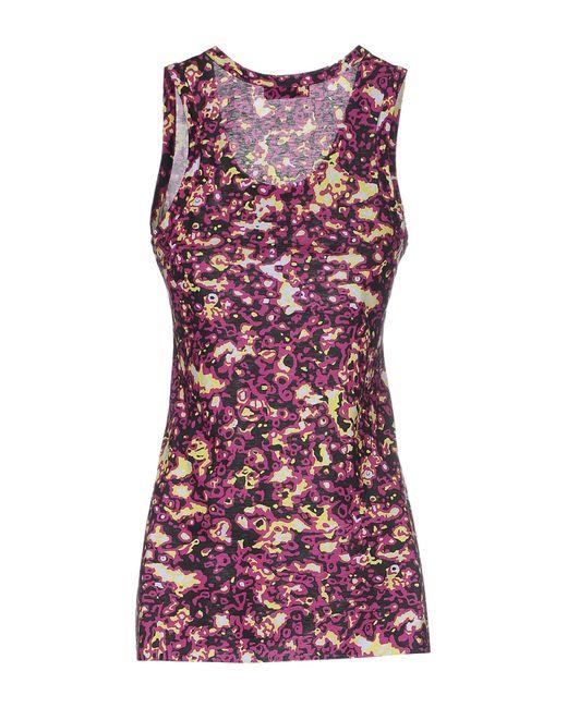 Balenciaga   Purple Short Dress   Lyst