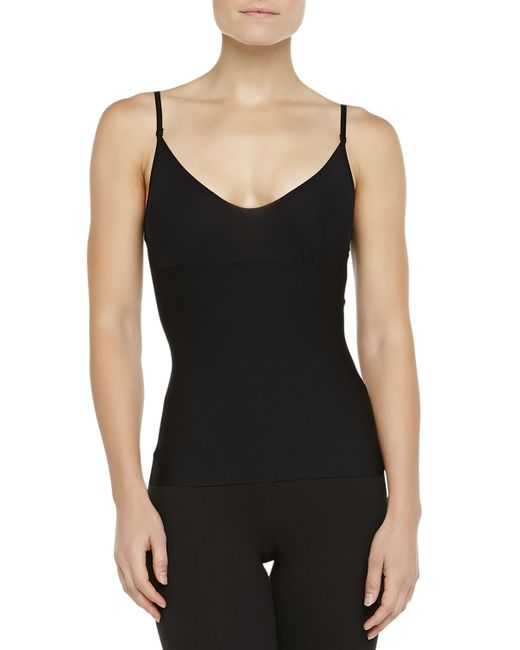 Commando | Black Double-faced Stretch-knit Camisole | Lyst