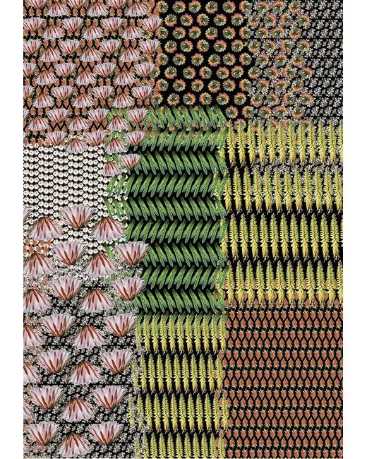Kekkai | Multicolor Ibiza Gardens Cashmere Blend Scarf | Lyst