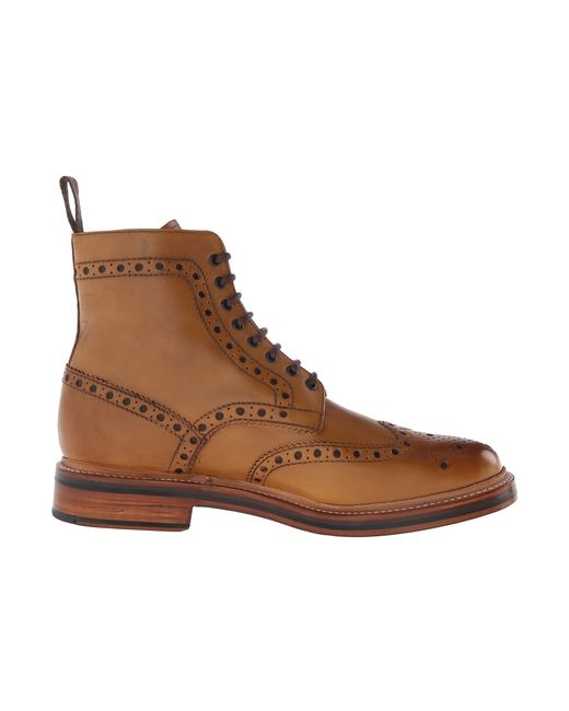 Grenson | Brown Fred for Men | Lyst