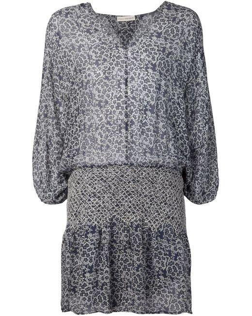 Ulla Johnson | Blue 'samira' Dress | Lyst