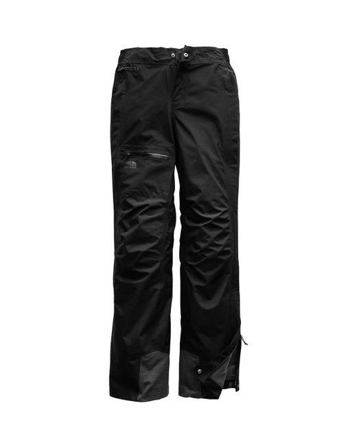 The North Face Black Dryzzle Full-zip Pant