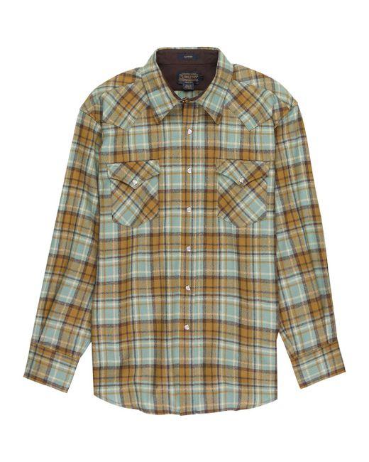 Pendleton - Green Canyon Shirt for Men - Lyst