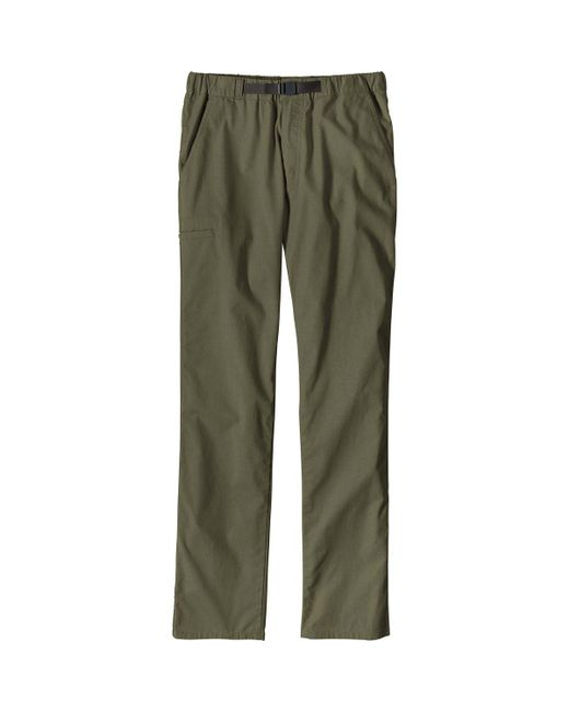 Patagonia | Green Lightweight Cotton Gi Iii Pant for Men | Lyst