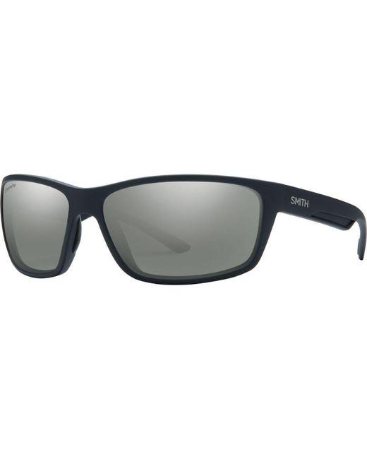 363fff55fb Lyst - Smith Redmond Chromapop+ Polarized Sunglasses in Black for Men
