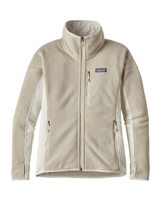 Patagonia - Multicolor Performance Better Sweater Fleece Jacket - Lyst