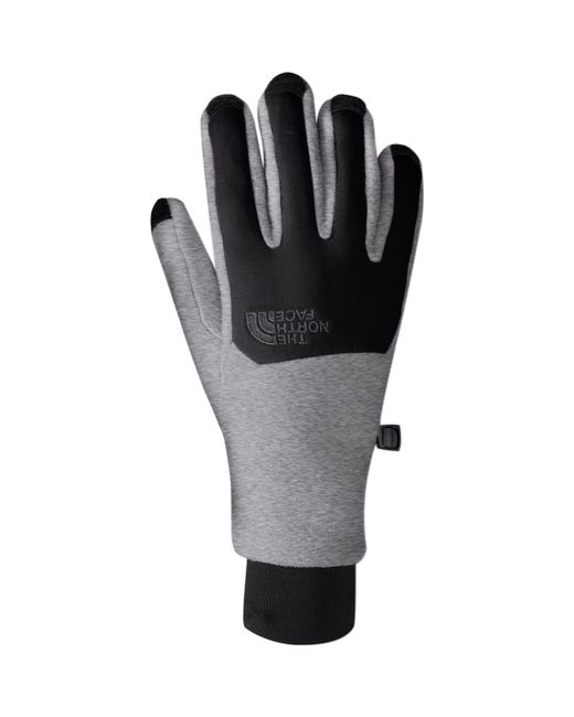The North Face - Gray Denali Etip Glove - Lyst