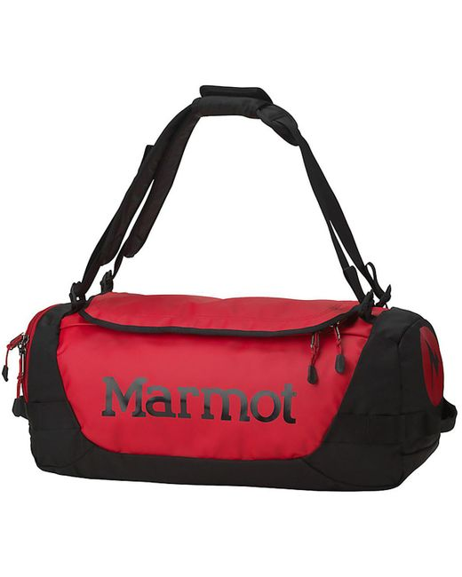 Marmot - Red Long Hauler Small 35l Duffel Bag for Men - Lyst