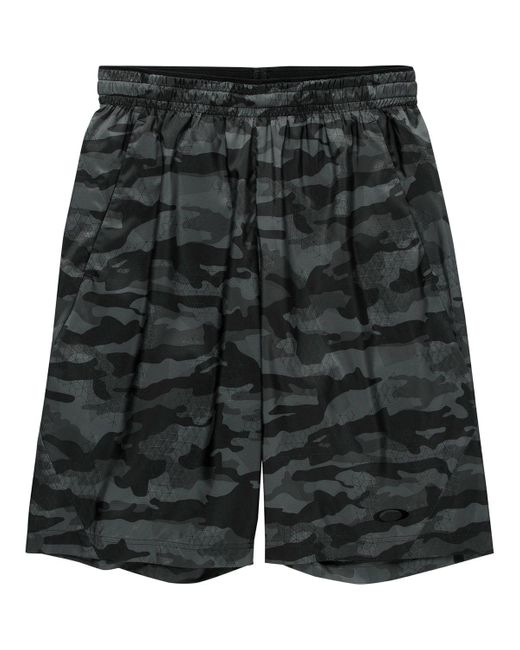 Oakley Black Enhance Technical 8.7.02 9l Short Pant for men