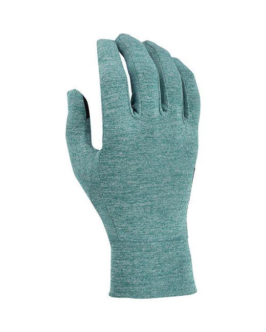 Burton - Green Touchscreen Glove Liner for Men - Lyst
